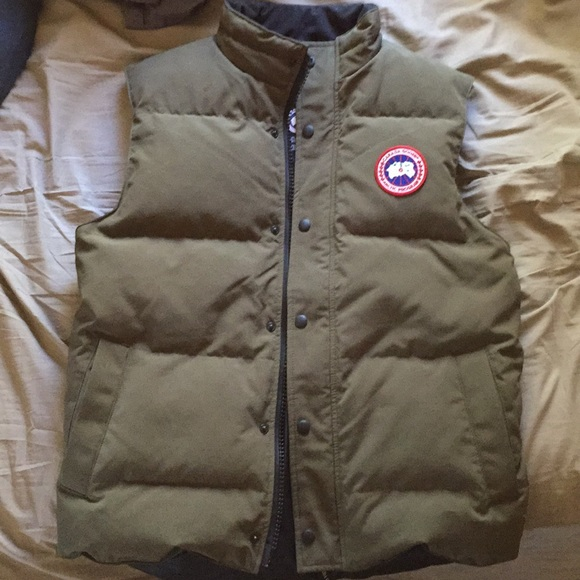 3896f1acac2ee2 Canda Goose Jackets & Coats | Canada Goose Garson Down Vest | Poshmark